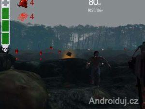Android hra ke stažení - Evil Dead: Endless Nightmare