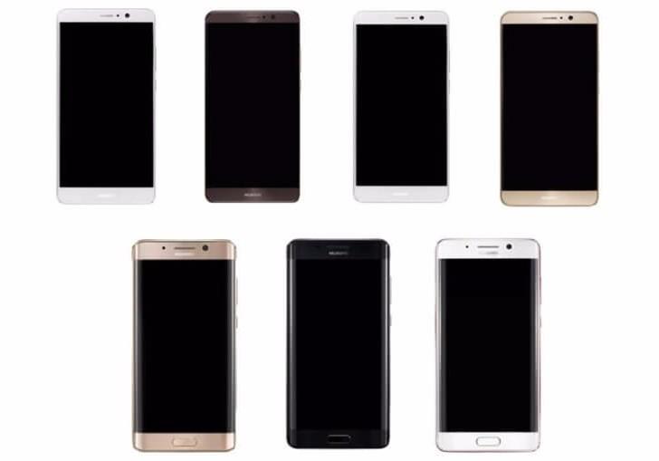 Varianty Huawei Mate 9