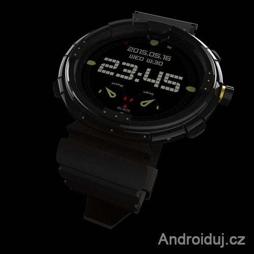The long-awaited smart watch from HTC takes the news watch