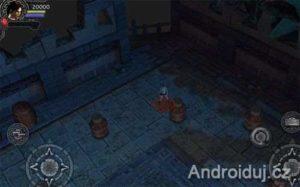 Lara Croft - android hry zdarma