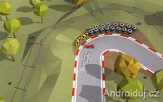 Závodní hra - Pocket Rush na android