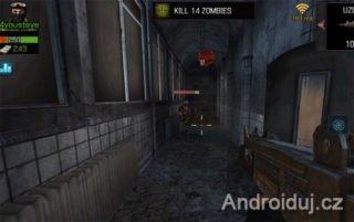 Android hra Rage Z pro více hráčů
