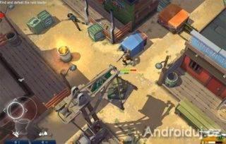 Space Marshal 2 android hra ke stažení