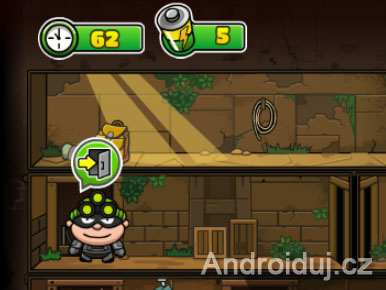 Bob the Robber 3 HTML 5 hra