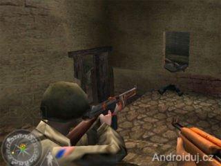 Call of Duty - Roads to Victory PSP hra ke stažení na MOBIl