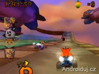 Crash Team Racing (ePSXe emulator) [9.3/10]   zavodni hry novinky hry