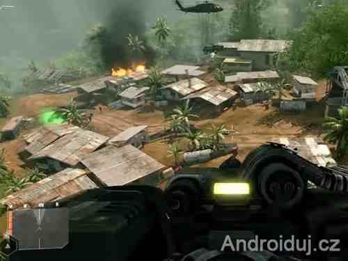 PC hra zdarma Crysis Wreckage