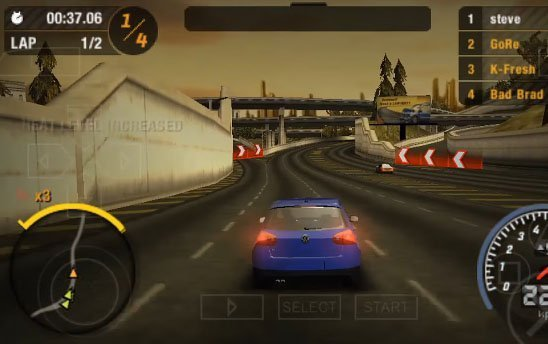 Need for Speed Most Wanted ke stažení