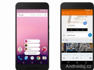 Mobilní telefony Nexus dostanou nové aktualizace systému Android 7.0