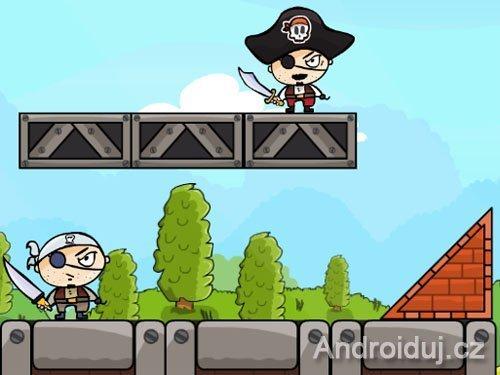 Pirate Booty HTML5 hra na mobil