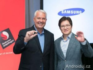 Qualcomm a Samsung