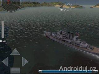 Android hra Ships of Battle: The Pacific ke stažení
