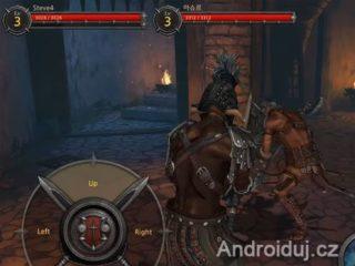 Android hra ke stažení Stormborne Infinity Arena