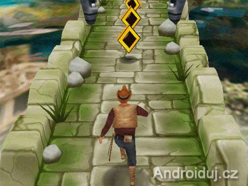Tomb Runner Mobile HTML5