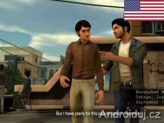 Dobrodružná android hra ke stažení 1979 Revolution: Black Friday