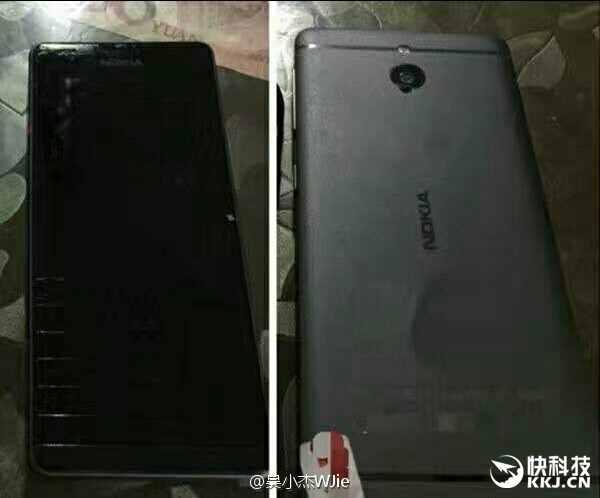 Nokia P mobilní telefon