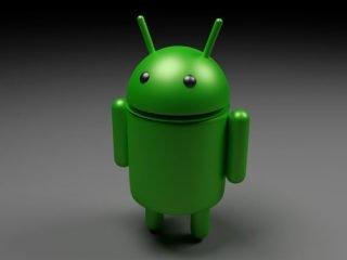 Android měsíční statistiky