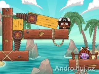 Bravebull Pirates HTML5 mobile game