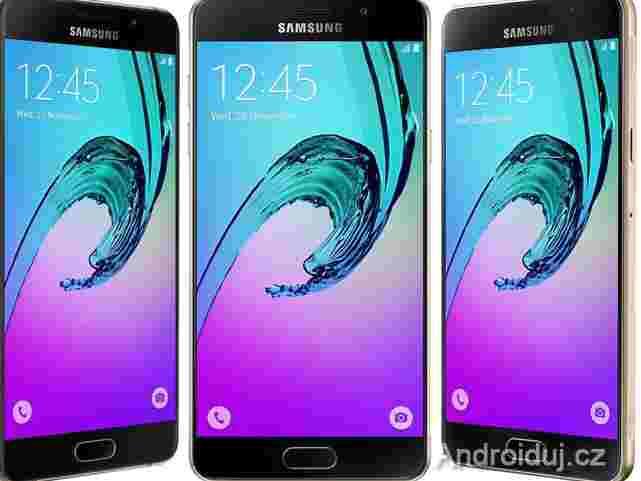 Samsung Galaxy A 2017 přijde pravděpodobně s vodě-odolnosti