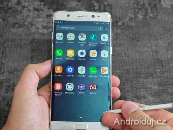 Samsung Galaxy S8 možná dostane S Pen