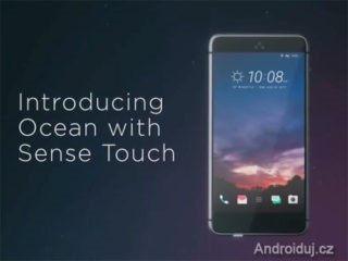 Mobilní telefon HTC Ocean bude představen 12. Ledna