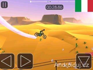 Android hra Moto Delight zdarma ke stažení