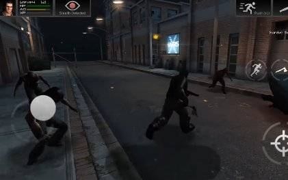 Post Brutal android hra zdarma ke stažení