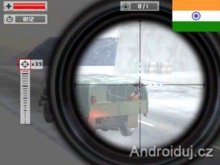 Silent Assassin Sniper 3D zdarma ke stažení android