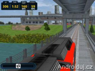 Train Simulator 2017 android hra zdarma ke stažení