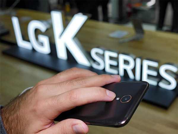 LG K10 2017 na CES2017