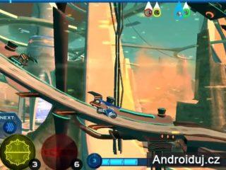 Cyber Gears android hra ke stažení