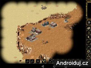 Hra na mobil Expanse RTS