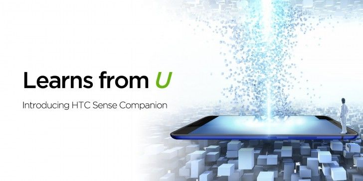 HTC U Play s HTC Sense Companion