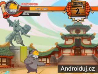 Hra Na Mobil JanKen Battle Arena zdarma