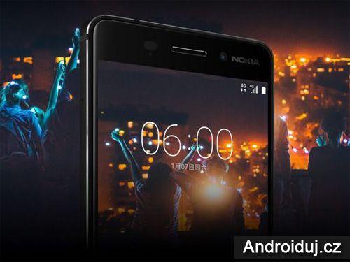 Mobilní telefon Nokia 6