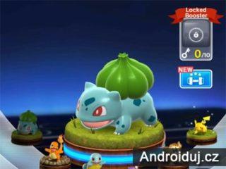 Android hra zdarma - pokémon duel