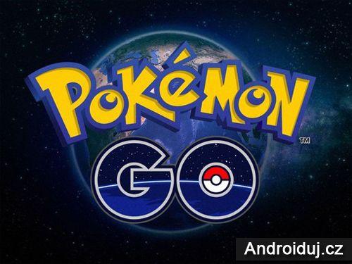 Pokemon GO android hra na mobil zdarma