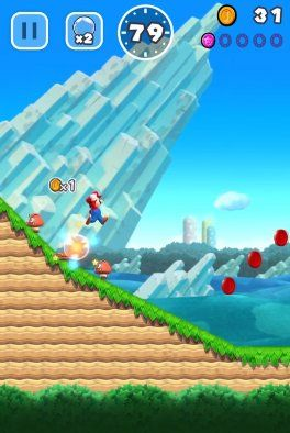 Super Mario Run ke stažení android