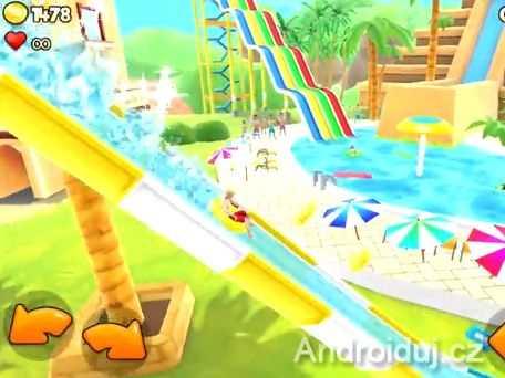 Uphill Rush zdarma ke stažení android hra