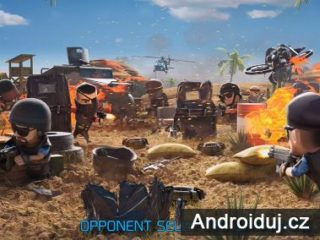Android hra WarFriends zdarma