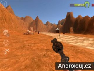 Call of Outlaws android hra