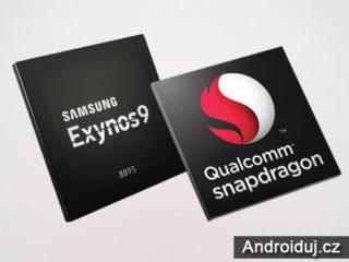 Bitva o Galaxy S8 chipset: Snapdragon 835 vs Exynos 8895   novinky