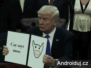 Donald Trump - exekutivní příkazy