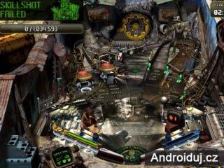 Bethesda Pinball android hra zdarma