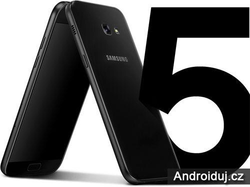 Test baterie Samsung Galaxy A5 (2017). Silné zvíře, které se nikdy neunaví.   novinky