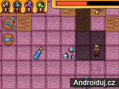 Mad Digger HTML5 game