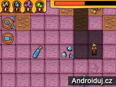 Mad Digger HTML5 hra