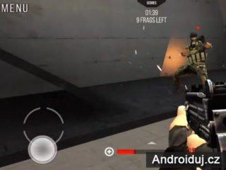 Hra na mobil Moder Strike online