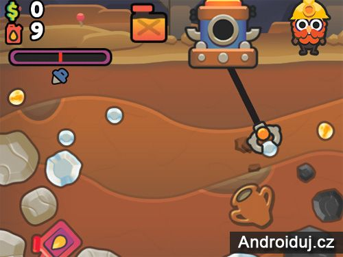 Mr. Miner HTML5 game for free