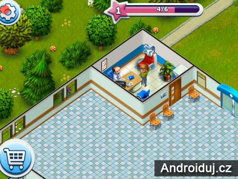 My Hospital android hra zdarma